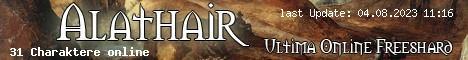 Alathair - Online Rollenspielshard
